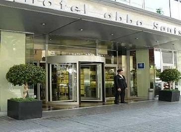 Abba Sants Hotel in Barcelona