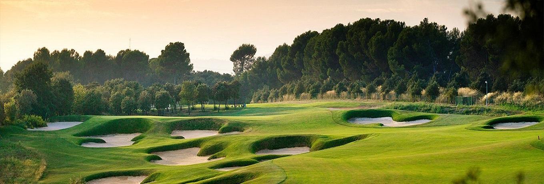 Golf clubs Barcelona