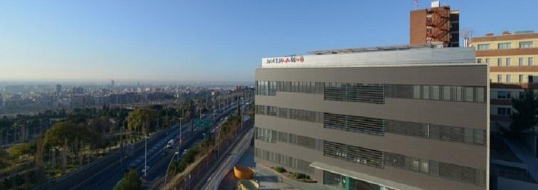 Hospital Sant Joan de Deu in Barcelona