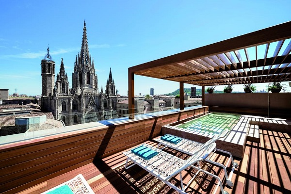Places to stay in Barcelona